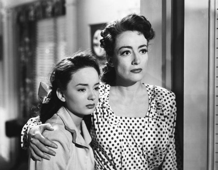 Джоан Кроуфорд вфильме Майкла Кёртица «Милдред Пирс», 1945