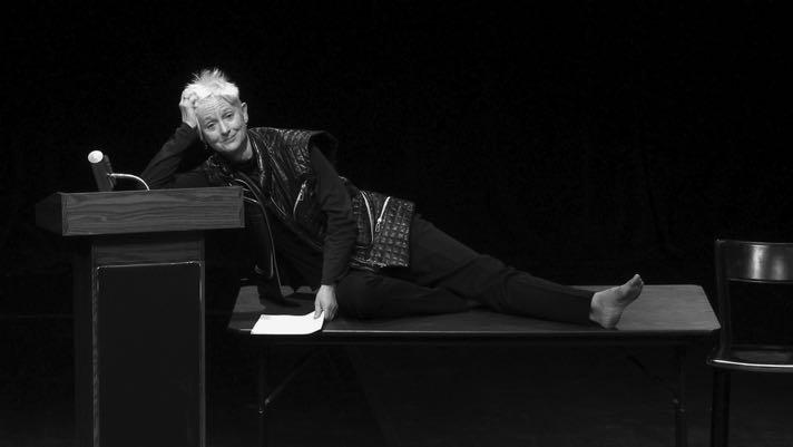 Сюзан Лей Фостер, специалист по теории танца, культуролог, хореограф, танцовщица, автор нескольких книг по балету, современному танцу и физическому театру