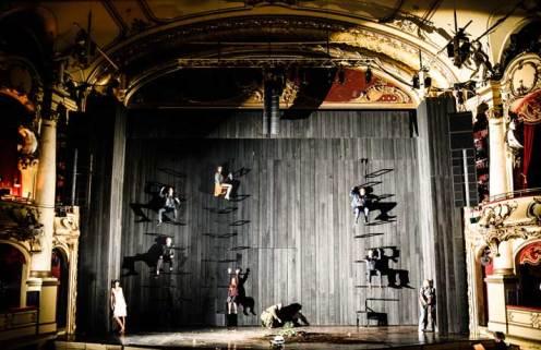 «Игра снов» Калисто Бейто в Национальном театре Норвегии. Фото:www.nationaltheatret.no