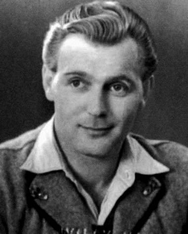 Хайнц Хегер, узник гитлеровского концлагеря, автор биографической книги «Люди с розовым треугольником» (1974).