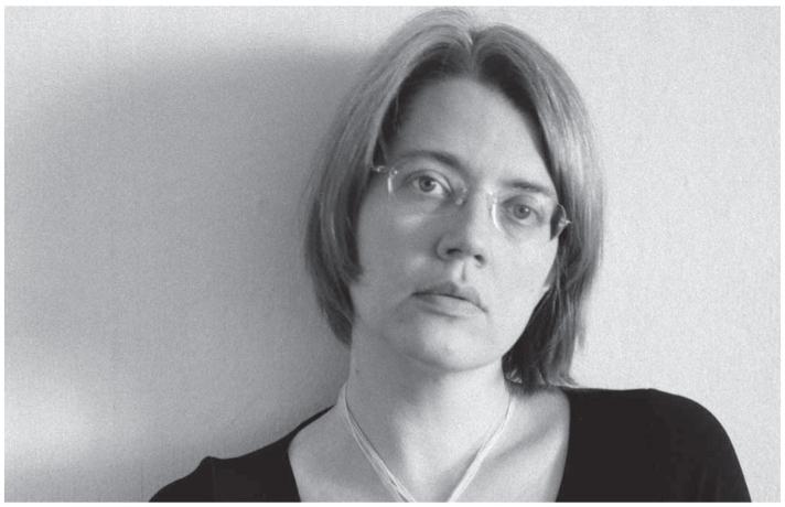 Ксения Рождественская, журналист, кинокритик.
