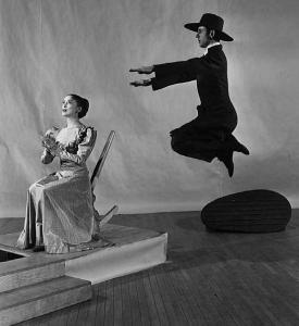 «Весна в Аппалачах» Марты Грэм, 1944
