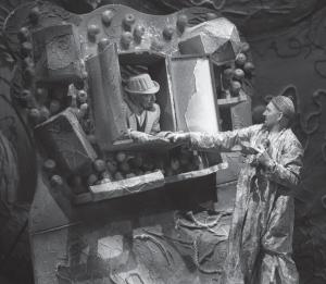 «Хужа Насретдин», постановка Фарида Бикчантаева, Театр Камала, Казань, 2015