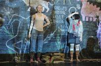 Комплекс зданий бывшего электромеханического завода «Заря» на Казанской улице, 8 в Петербурге сегодня отдан в аренду, в том числе школам танца. Одна из них — главный петербургский центр образования в сфере современного танца «Каннон данс» со своим небольшим блэкбоксом. 10 декабря 2015 года на фестивале «Пластика слова» показали спектакль «Дом, в котором…». На сцене истории детей-инвалидов, живущих в доме-интернате. Дом воспринимается его обитателями как живое существо, он принимает и отвергает. Вне дома мира не существует, и дети приносят себя в жертву дому.