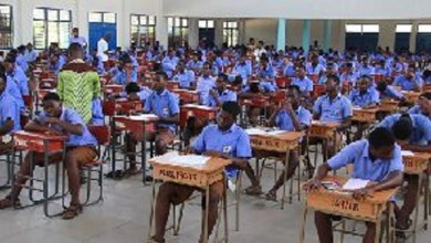 Photo of 108,485 candidates participating in 2021 WASSCE in Ashanti region