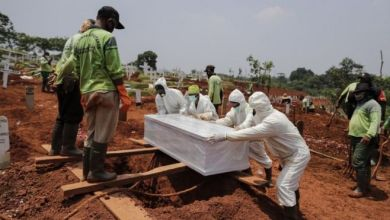 Photo of Covid-19: Ghana's death toll rises to 1,172