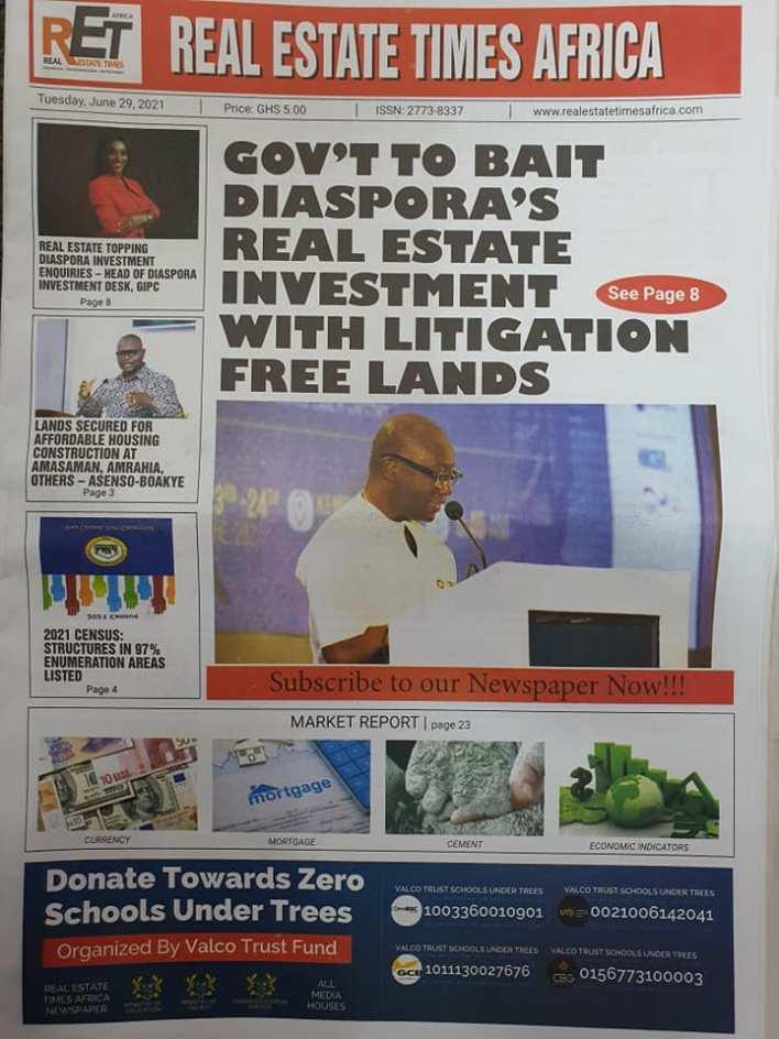 Newspaper headlines of Tuesday, June 29, 2021 6