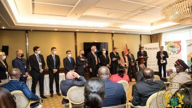 "Photo of ""Ghana protects legitimate investments, Economy rebounding"" – President Akufo-Addo to German Investors"