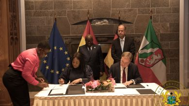 Photo of Ghana, North Rhine-Westphalia sign agreement for cooperation in 7 sectors