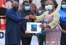 Photo of 1Teacher-1Laptop: Bawumia hands over 350,000 laptops to teachers