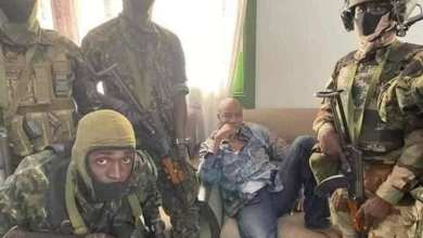Photo of Guinea in turmoil as soldiers claim they have taken over
