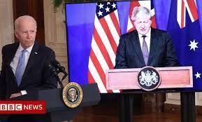 Photo of Aukus: US and UK face global backlash over Australia defence dea