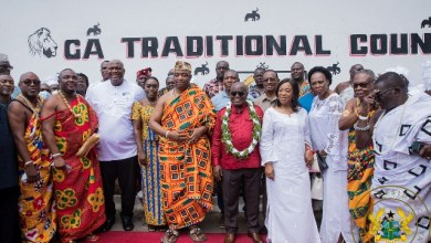 """Photo of """"I'm excited there's a Ga mantse in my time """" – President Akufo-Addo"""
