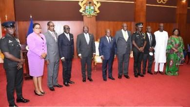 Photo of Akufo-Addo inaugurates Police Council
