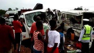 Photo of C/R: 3 dead, 11 injured in Dunkwa-Ayanfuri road accident