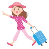 スーツケースとキャリーバッグ、キャリーケースの違い