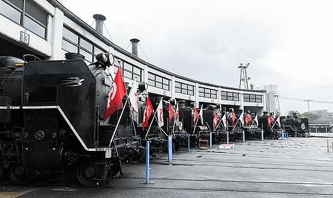 京都鉄道博物館の展示車両と見所をご紹介しましょう
