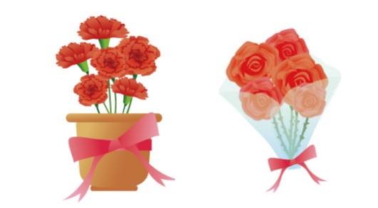 母の日のプレゼントは花束と鉢植えどっちがいいか