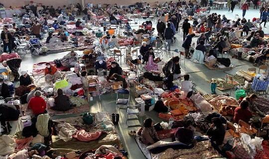 熊本地震 避難所生活 問題点