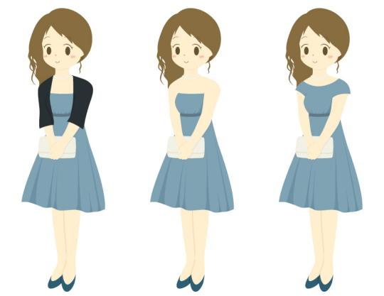 結婚式 お呼ばれ ドレス 30代