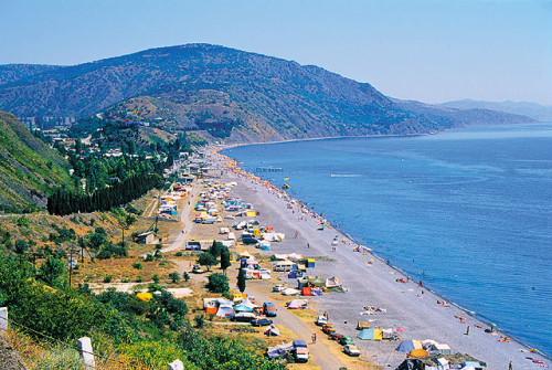 Пос. Рыбачье Крым Фото