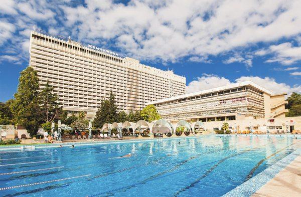 """Гранд Отель """"Жемчужина"""" в Сочи - цены на номера в гостинице"""