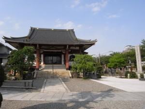 本堂 法蓮寺
