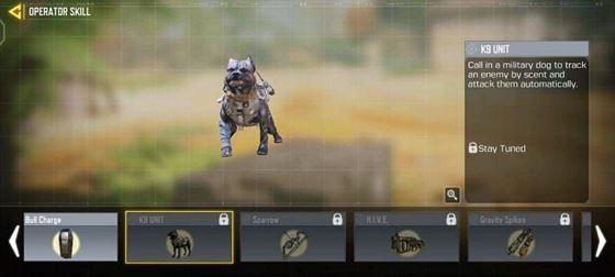 Устройство K9 в режиме MP (Изображение через Activision)