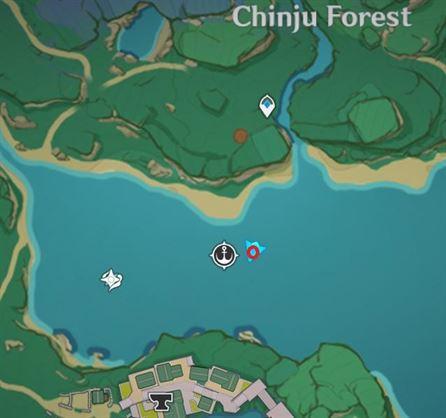 30 Electroculus требуется, чтобы открыть карту ветви сакуры