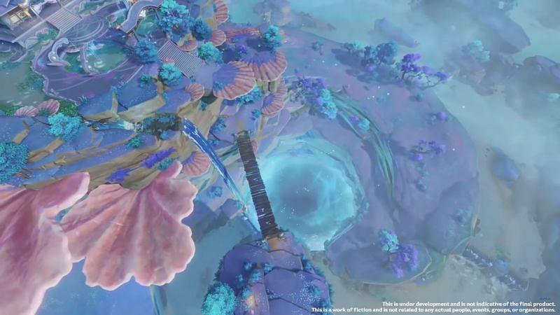 Превью острова Вататсуми (Изображение через miHoYo)