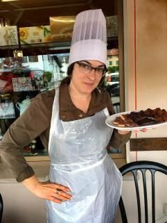Pastry making in Veneto