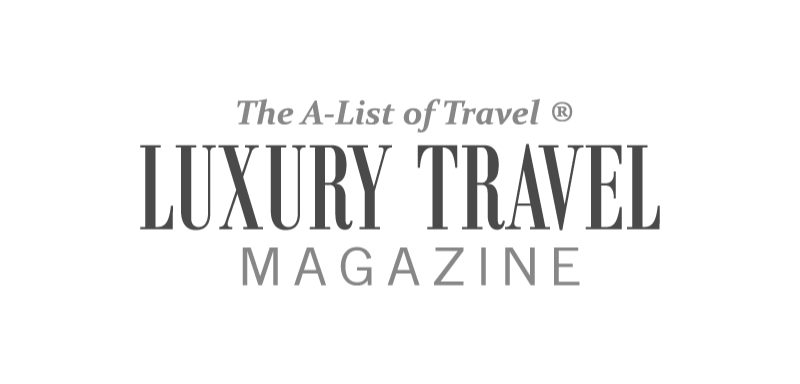 Logo for Luxury Travel Magazine