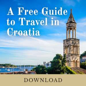 Download our free Croatia travel guide