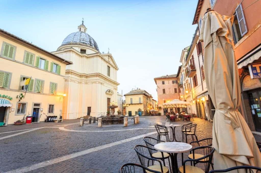 Things to do in Castel Gandolfo: see Bernini's St. Thomas of Villanova church