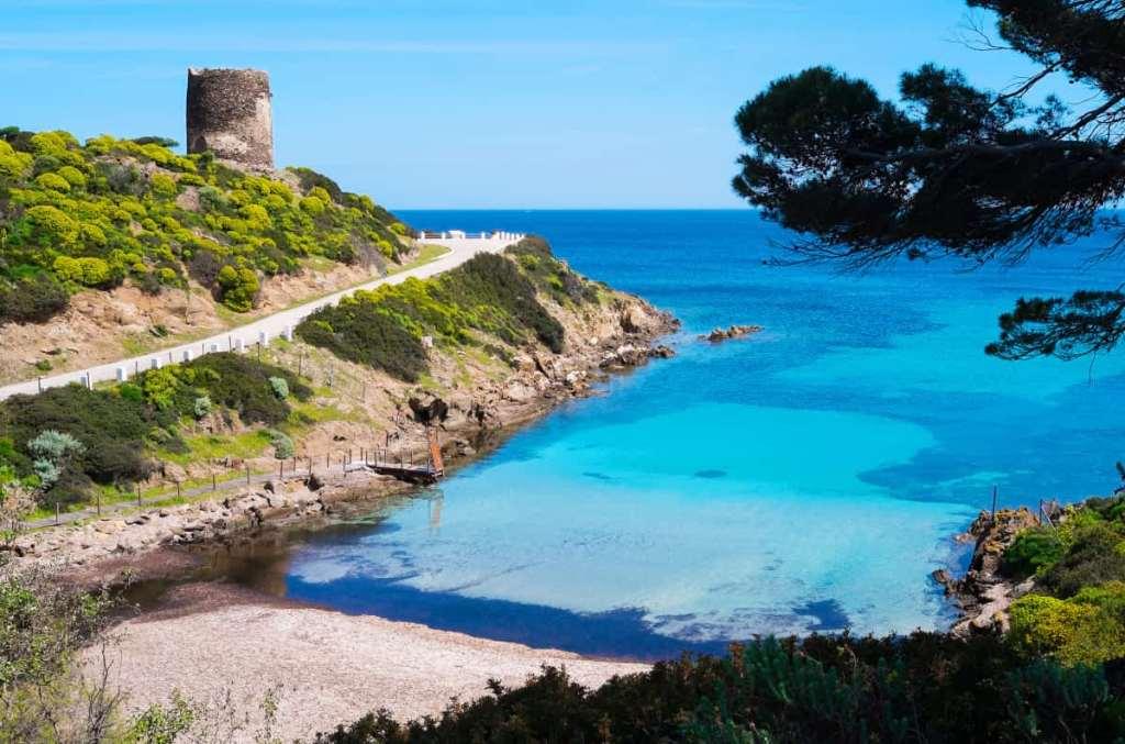 Best Italian islands: Asinara island in Sardinia