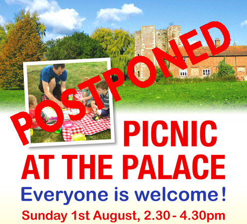 Read more about the article There's a picnic at the Palace and everyone is welcome!