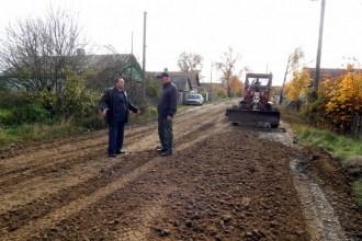Городня ремонт дороги