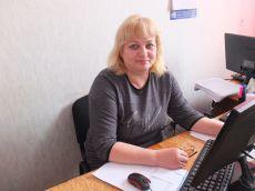 Олена Боровик