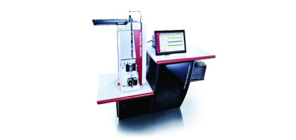 USTER® TESTER 6 – The Total Testing Center