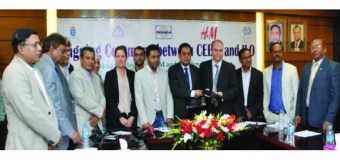 Agreement Signed Between CEBAI and ILO