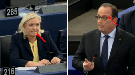 Othello_Le Pen_Hollande_émotions