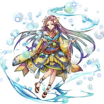 オセロニア [清流姫]タキリビメ