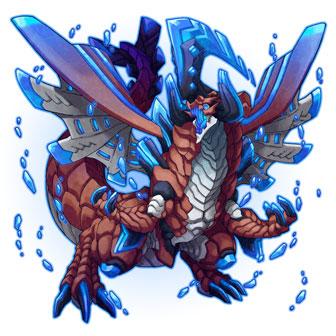 オセロニア [輝角竜]ゲレルドレイク