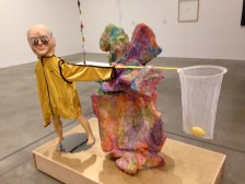 Wacky puns in sculpture. Jack Lemmon, by Rachel Harrison (2003). https://www.icaboston.org/art/rachel-harrison/jack-lemmon