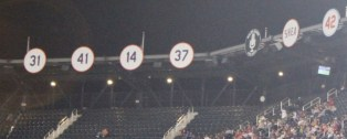 There's also a new retired number.