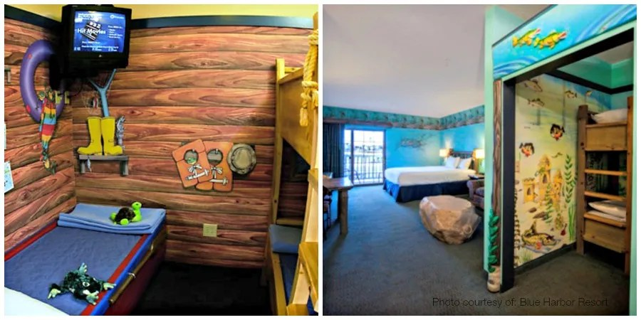 A family fun stay at Blue Harbor Resort and Waterpark in Sheboygan Wisconsin