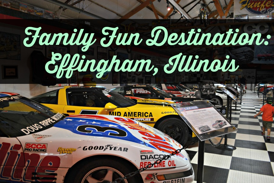 Family Fun Destination: Effingham, Illinois