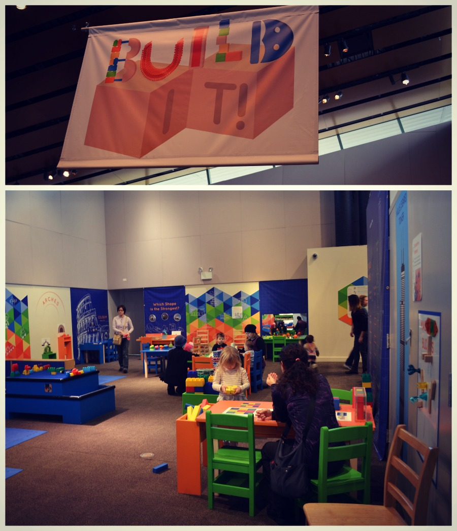 Family Fun Review: Build It! at Kohl Children's Museum