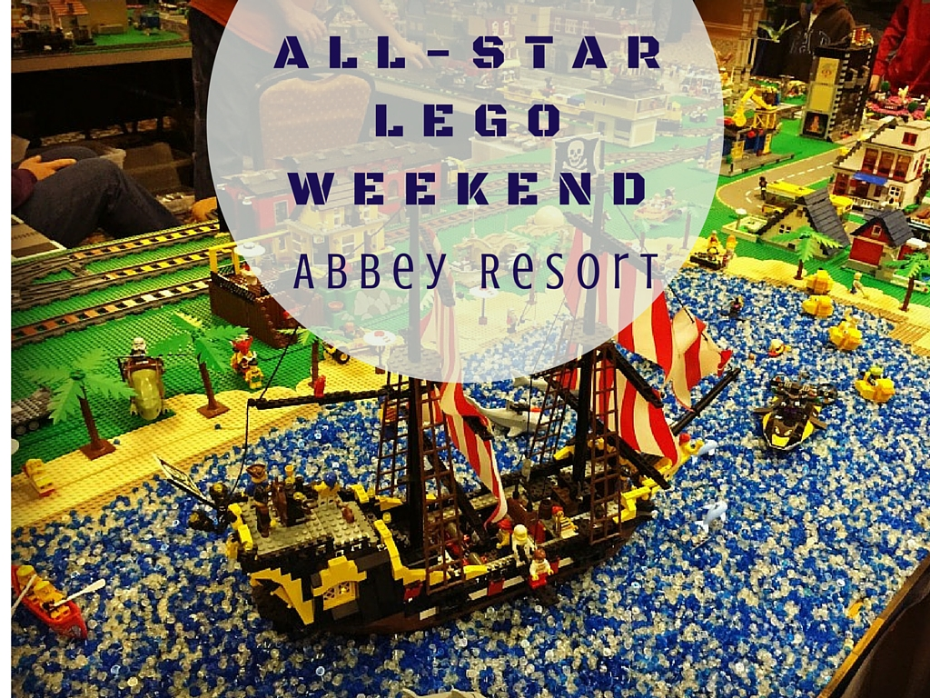 A fun-filled All-Star LEGO Weekend at The Abbey Resort