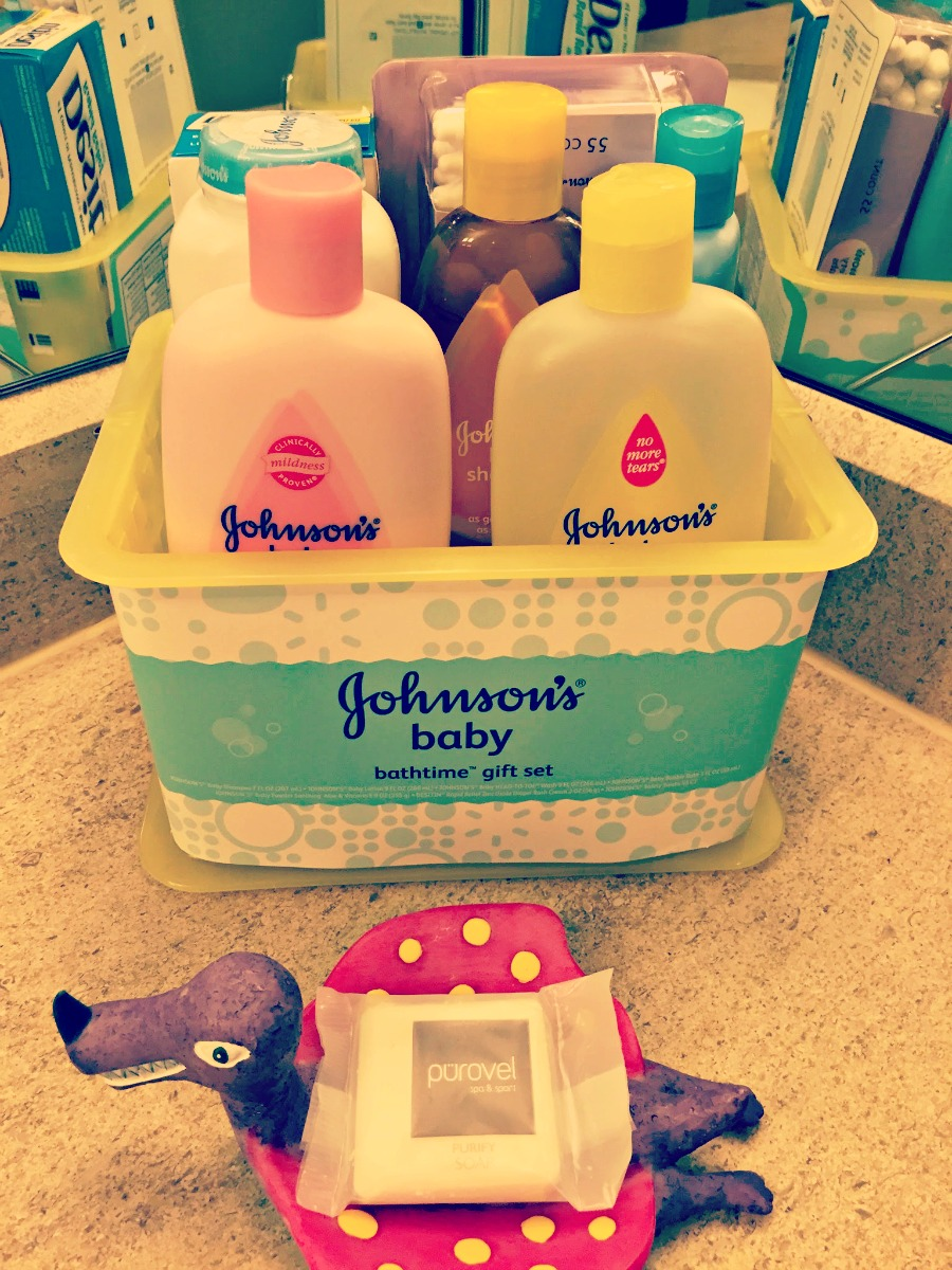 Swissotel Chicago Baby Shampoo Set